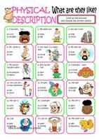 grammar drill for to BE and I, SHE, HE, THEY, IT - ESL worksheets