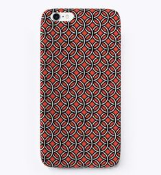 White Rings Phone Case - Geometric  More colors available for iPhone and Samsung! :) White Rings, Iphone Phone Cases, Design Art, Samsung, Colors, Colour, Color, Paint Colors, Hue