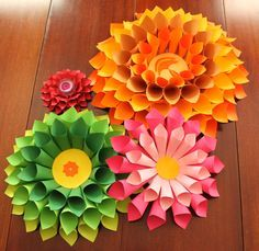 Paper flowers❤️ Diwali decoration ✅ Different sizes available 😊 DM for order 🙈 Budget friendly 🎁 Diwali Decorations At Home, Ganpati Decoration At Home, Flower Decorations, Wedding Decorations, Christmas Decorations, Diwali Diy, Diwali Craft, Creative Crafts, Diy And Crafts