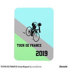 Shop TOUR DE FRANCE 2019 Magnet created by mundovivo. Going On Holiday, Holiday Fun, Travel Tours, Travel Ideas, Paris Gifts, Bicycle Race, Holiday Destinations, Paris France, Magnets