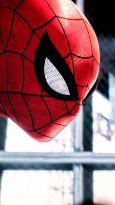 Spiderman, video game, closeup, 720x1280 wallpaper