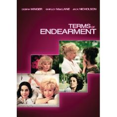 Academy Awards Best Picture 1983: Terms of Endearment   **Other Nominees: The Big Chill, The Dresser, The Right Stuff, Tender Mercies