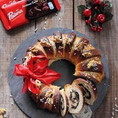 Cauti retete craciun? - Vezi aici ►Retete Laura Adamache Bagel, Bread, Food, Corona, Brot, Essen, Baking, Meals, Breads