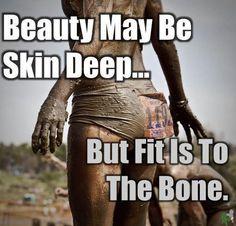 Tough Mudder!!!!! Fit or skinny?!? I choose fit