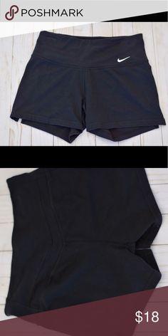 Black Nike Spandex Shorts Good used condition Nike Shorts