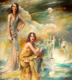 Beaux tableaux de Joanna Zjawinska