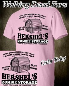 Walking Dead Zombie Funny T SHirt by OutbreakApparel on Etsy, $12.99 OMG Someone please get me this!