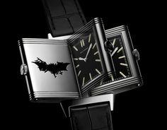 "Bruce Wayne Wears Jaeger-LeCoultre Reverso In ""The Dark Knight Rises"" — HODINKEE - Wristwatch News, Reviews, & Original Stories"