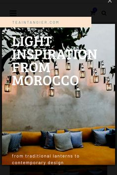 Boho Lighting, Moroccan Lighting, Traditional Lanterns, Lights Fantastic, Moroccan Interiors, Mood Light, Vintage Chandelier, Metal Crafts, Interior Inspiration