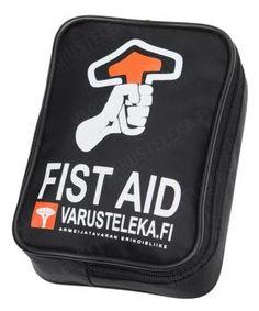 Fist Aid -ensiapupakkaus - Varusteleka.fi Aid Kit, Survival