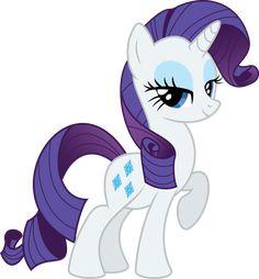 Resultado de imagem para my little pony rarity