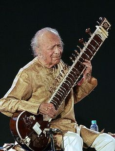 Legendary Indian sitar player Ravi Shankar.  Shankar, who was the father of the American singer-songwriter Norah Jones, died in a hospital in San Diego where he had travelled to undergo surgery, the CNN-IBN network reported.    Read more: http://www.theage.com.au/entertainment/music/ravi-shankar-dies-at-92-20121212-2b9hl.html#ixzz2EoJvMRIc  12 Dec 2012