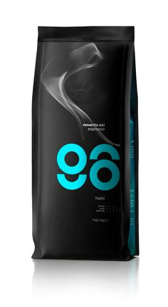 The typographic game in 96 Espresso coffee packaging Black Packaging, Cool Packaging, Food Packaging Design, Coffee Packaging, Packaging Design Inspiration, Branding Design, Coffee Labels, Product Packaging, Coffee Logo