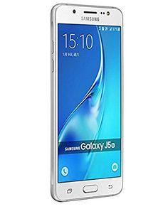 Samsung Galaxy J5 (2016) Smartphone double SIM (5,2 pouces écran tactile, 16 Go de mémoire interne, Android OS, 2 Go geheugen) Blanc: Amazon.fr: High-tech