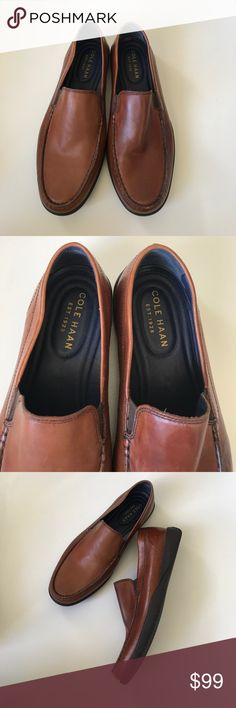Cole Haan Brown Loafers New without box Cole Haan Shoes Loafers & Slip-Ons