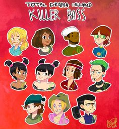 Image result for total drama stickers
