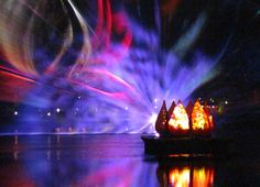A five minute segment from the new Rivers of Light show coming to Disney's Animal Kingdom shown exclusively to media: