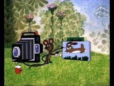 Krtek fotografem - YouTube Mole, Storytelling, Lunch Box, Creative, Artist, Youtube, Mole Sauce, Youtubers, Amen