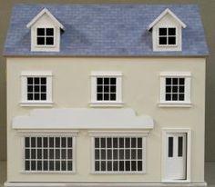 The Tudor / Medieval / Jacobean / Queen Anne Dollhouse