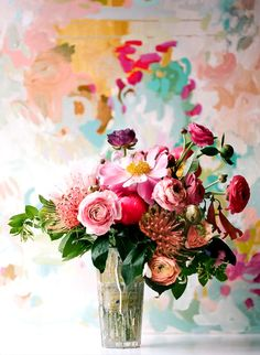 Deco Idea: Mothers Day FlowersElle Decoration South Africa