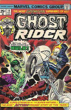 Ghost Rider #10
