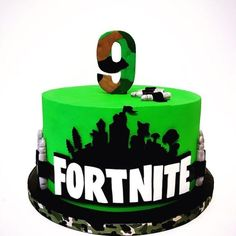 Geburtstagstorte Einhorn Fortnite Paris, ein Konditor Cakedesigner Srzbdu - gâteau sur mesure Best Picture For Birthday Cake baby For Your Taste You are looking for something, and it is going to tell 9th Birthday Cake, Bithday Cake, 10th Birthday Parties, Boy Birthday, Birthday Ideas, Bolo Do Daniel, Cake Pictures, Cakes For Boys, Themed Cakes