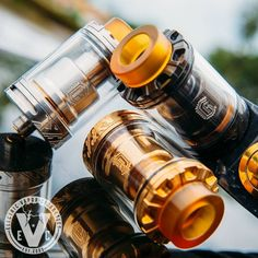 The Reload RTA by Reload Vapor USA is back in stock! ___________________________ Features For The Reload RTA Include: ️3 Color Options ️Postless Build Deck ️24k Gold-plated Deck ️3.5mL Juice Capacity ️Top Fill ️Knurled Top Cap ️PEEK Insulators ️Fully Adjustable Airflow ️Gold-plated 510 Pin ️Wide Bore Ultem Drip Tip ️And More