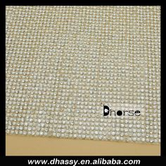 New arrival fancy white clear rhinestone mesh sheet transfer, rhinestone covered fabric mesh DHRM1517, View clear rhinestone mesh sheet, Dhorse Product Details from Guangzhou Dhorse Garment Accessory Firm on Alibaba.com