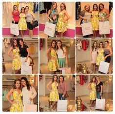 Mas fotinhas de clientes lindas no nosso lançamento! !!! #summer2015#summermangarosa