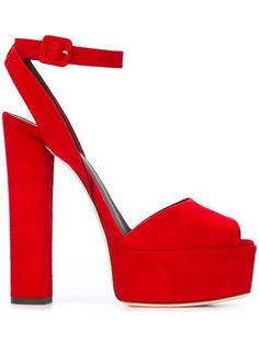 GIUSEPPE ZANOTTI 'Betty' Platform Sandals. #giuseppezanotti #shoes #sandals