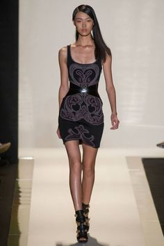 Hervé Léger Spring 2013 RTW Collection - Fashion on TheCut