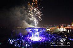 Beirut Night life... Pier 7