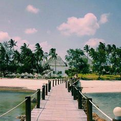A stroll down the dock in Uroa Tanzania is just what the weekend ordered.  Photo  by @supermarie #Uroa #Tanzania #Zanzibar #travel #travelgram #wanderlust #Hotelsdotcom #Africa Hotels-live.com via https://www.instagram.com/p/BClCQcVFaBw/ #Flickr