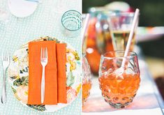 summer brunch wedding inspiration | photo by Plum Jam Photography | 100 Layer Cake