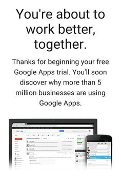 Pink Velvet : Free trial of Google Apps work for work- Your Own ...