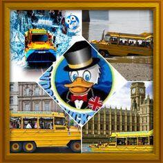 Duck Tour, London