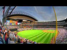 Baseball Stadium Ambience Crowd Soundscape