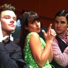 Chris, Lea, & Darren