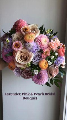 Fall Wedding Bouquets, Floral Wedding, Wedding Flowers, Bridal Bouquets, Dahlia Bouquet, Growing Dahlias, Spray Roses, Tent Wedding, Exotic Flowers