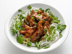 Slow-Cooker Soy-Citrus Chicken recipe from Food Network Kitchen via Food Network
