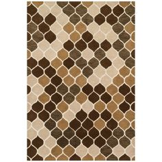 Loloi Ecommerce Weston Neutral and Brown Rug