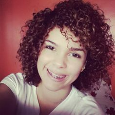 Curly hair, in love ♡