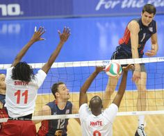matt anderson volleyball | USA To Defend Olympic Title! matt anderson volleyball – Volleywood