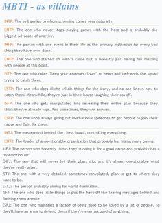 http://mbti-analysis.tumblr.com/post/119701082918/mbti-as-villains