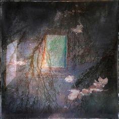 Dorothy Simpson Krause, Beneath a Waning Moon, Photography & Mixed Media, 2010-11.