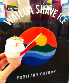wailua shave ice - t