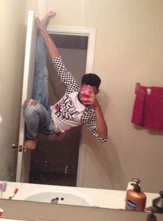 "The "" Benny Ninja "" You gotta see these crazy selfies!!"