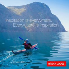 What better inspiration can there be! Kayaking in the stillness of the morning. Adventure Gifts, Abseiling, Skydiving, Kayaking, To Go, Australia, Mountains, Motivation, Travel