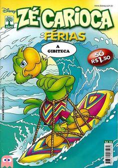 Zé Carioca Férias - 003