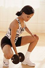 Why weight loss requires strength training, even in women and seniors